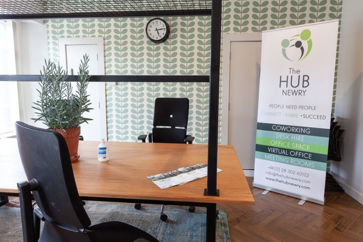 The Hub Newry Office